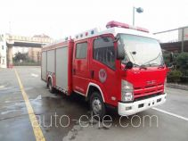 Yunhe WHG5100GXFPM35 foam fire engine