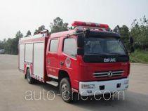 Yunhe WHG5100GXFPM40 foam fire engine