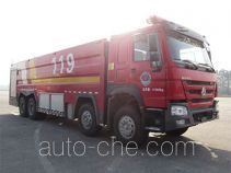 Yunhe WHG5410GXFPM220 foam fire engine