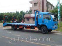 楚星牌WHZ5122TPE3型平板运输车