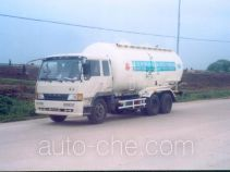 Calcium carbide powder transport truck