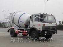 楚星牌WHZ5160GJB型混凝土搅拌运输车