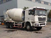 楚星牌WHZ5250GJBSX4型混凝土搅拌运输车