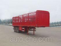 楚星牌WHZ9400CCY型仓栅式运输半挂车
