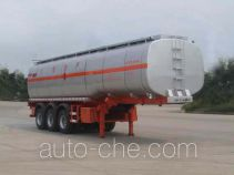 Chuxing WHZ9400GRY flammable liquid tank trailer