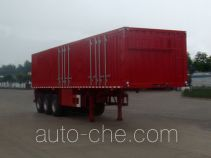 Chuxing WHZ9400XXY box body van trailer