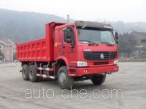 Wangjiang WJ3250ZA384 dump truck