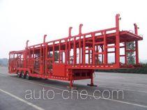 Wangjiang WJ9201TCL vehicle transport trailer