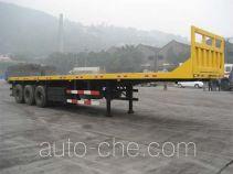 Wangjiang WJ9401TPB flatbed trailer