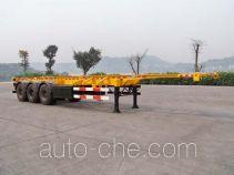 Wangjiang WJ9402TJZ container transport trailer