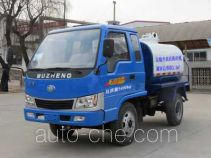 Wuzheng WAW WL1415PG1 low-speed tank truck