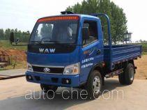 五征牌WL2810D2型自卸低速货车