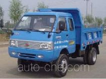 Wuzheng WAW WL2810PD12A low-speed dump truck