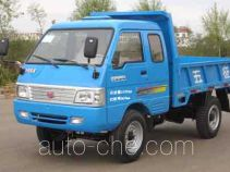 Wuzheng WAW WL2810PD2A low-speed dump truck