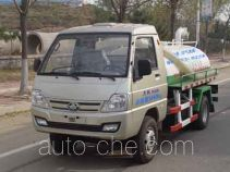 Wuzheng WAW WL2815G2 low-speed tank truck