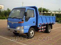 五征牌WL4010D1A型自卸低速货车
