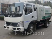 Wuzheng WAW WL4015PDQ1 low speed garbage truck