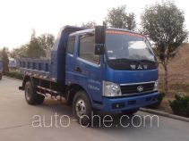 Wuzheng WAW WL4020PD5A low-speed dump truck