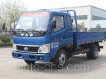 Wuzheng WAW WL4020PD7 low-speed dump truck