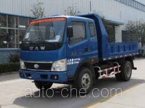 Wuzheng WAW WL4020PD8 low-speed dump truck