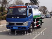 Wuzheng WAW WL4025G-1 low-speed tank truck