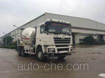 瑞江牌WL5250GJBSX44型混凝土搅拌运输车
