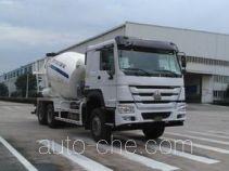瑞江牌WL5250GJBZZ43型混凝土搅拌运输车