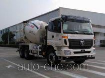 瑞江牌WL5251GJBBJ43型混凝土搅拌运输车