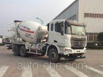 瑞江牌WL5251GJBSQR42型混凝土搅拌运输车