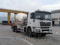 瑞江牌WL5251GJBSX44型混凝土搅拌运输车