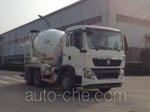 RJST Ruijiang WL5251GJBZZ32 concrete mixer truck