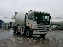 RJST Ruijiang WL5259GJBA concrete mixer truck