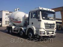 瑞江牌WL5310GJBSX30型混凝土搅拌运输车