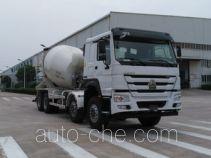 瑞江牌WL5310GJBZZ38型混凝土搅拌运输车