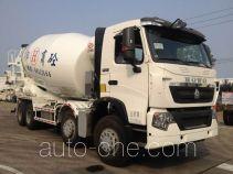 瑞江牌WL5311GJBZZ36型混凝土搅拌运输车