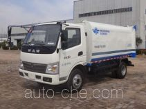 Wuzheng WAW WL5810DQ1 low speed garbage truck
