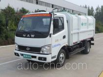 Wuzheng WAW WL5820DQ1 low speed garbage truck
