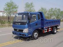 Wuzheng WAW WL5820PD5A low-speed dump truck