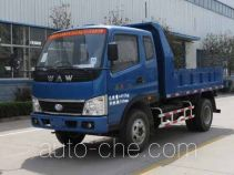Wuzheng WAW WL5820PD8 low-speed dump truck