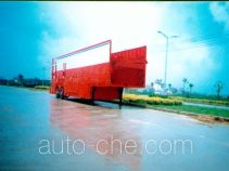 RJST Ruijiang WL9141TCL vehicle transport trailer