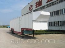 RJST Ruijiang WL9200TCL vehicle transport trailer