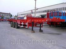 RJST Ruijiang WL9390TJZG container transport trailer
