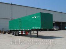 RJST Ruijiang WL9390XXY box body van trailer