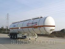 RJST Ruijiang WL9400GDG toxic and infectious items tank trailer