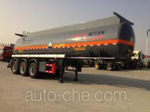 RJST Ruijiang WL9400GFWC corrosive materials transport tank trailer