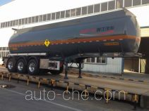 RJST Ruijiang WL9400GYW oxidizing materials transport tank trailer