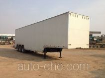 RJST Ruijiang WL9400XXY box body van trailer
