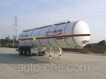 RJST Ruijiang WL9401GYW oxidizing materials transport tank trailer