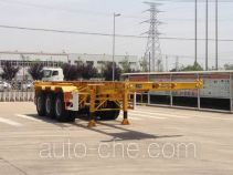 RJST Ruijiang WL9402TJZ container transport trailer