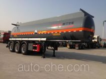RJST Ruijiang WL9403GFW corrosive materials transport tank trailer